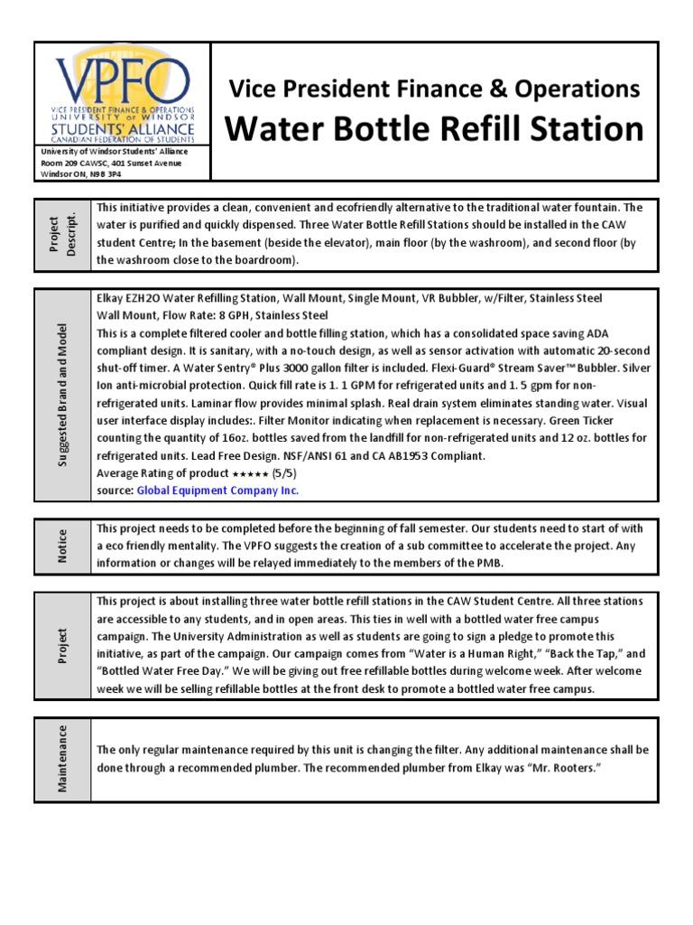 download sample water refilling station floor plan pdf