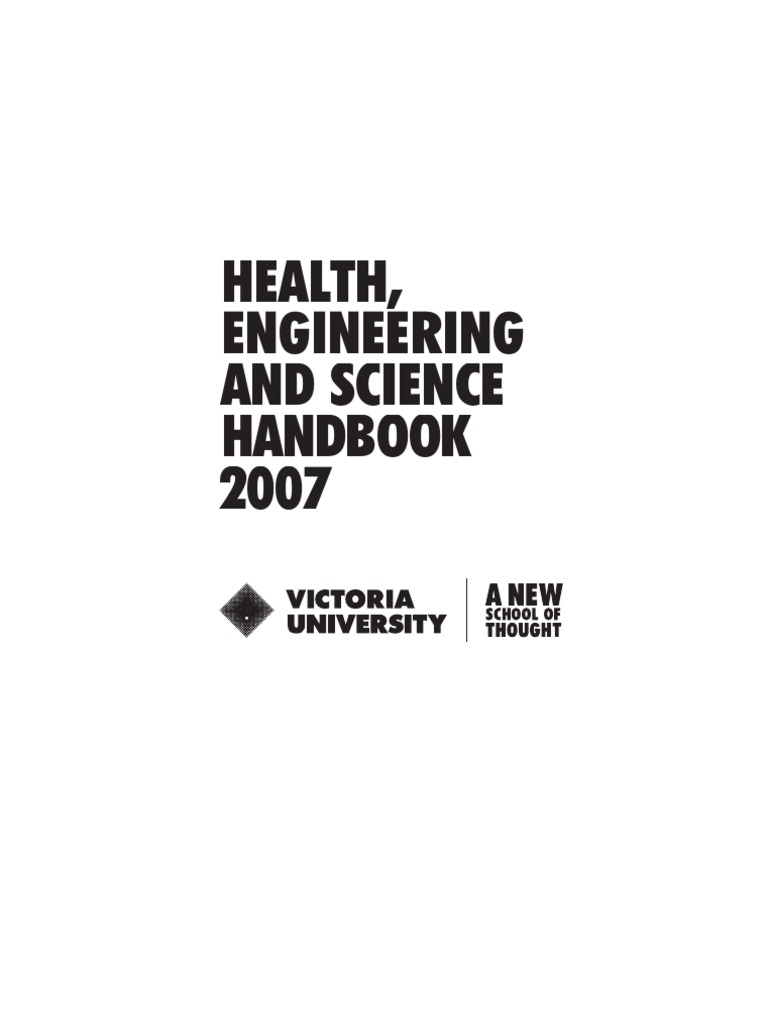 health engineering and science handbook docshare tips