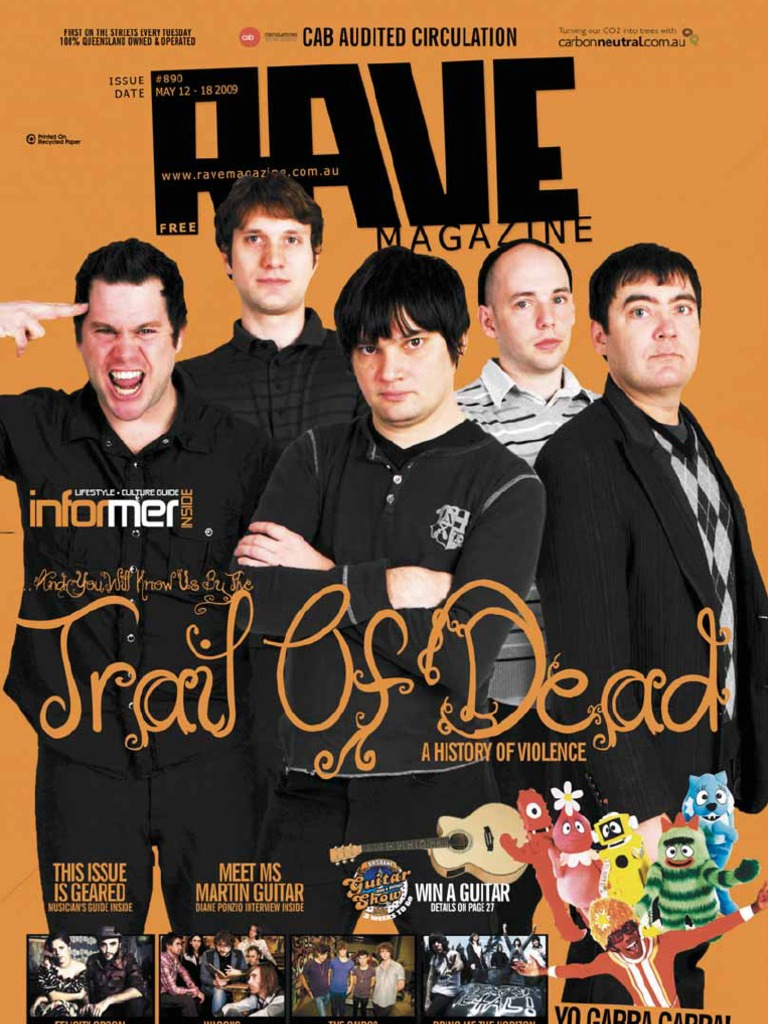 Rave Magazine: Issue 890 May 12 2009 - DocShare tips