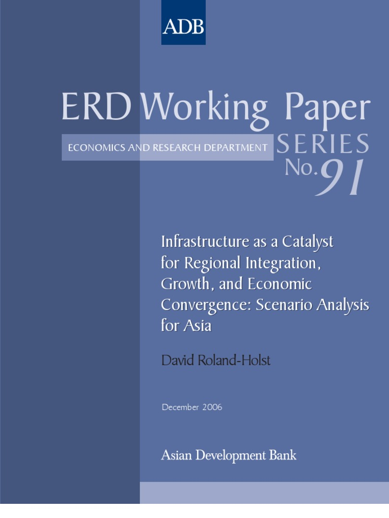 economic research forum working paper series Nber working papers have not undergone the review accorded official nber publications in particular, they have not been submitted for approval by the board of directors they are intended to make results of nber research available to other economists in preliminary form to encourage discussion and suggestions for revision before publication.
