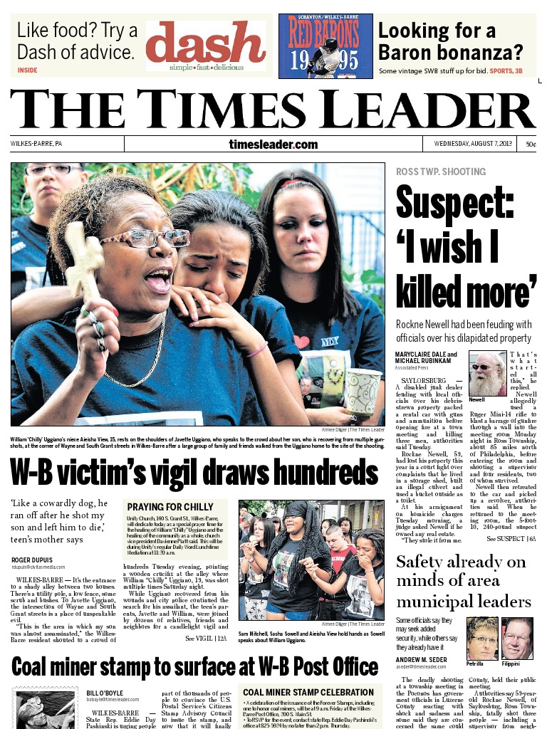 Times Leader 08-07-2013 - DocShare tips
