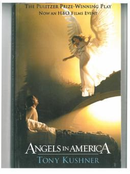 the struggle with identity in angels in america a play by tony kushner