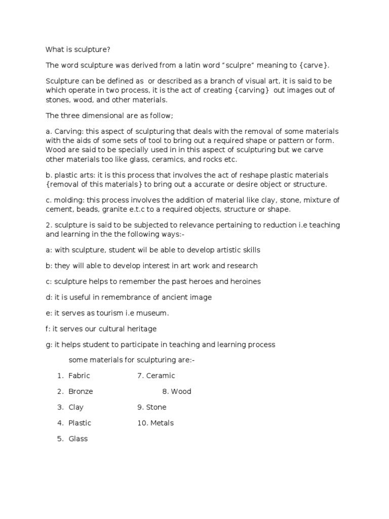 can art be defined essay Essay on management a science or an art: science can be defined, as a body of systematized knowledge obtained through study and practice it is based on certain principles and theories the six important elements, namely, thinking, discovery of facts, verification, prediction, measurements, and .