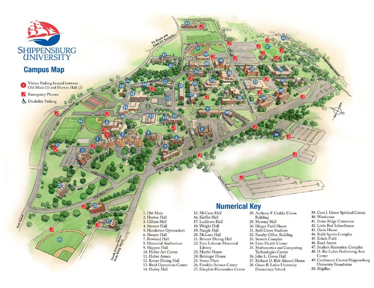 Download Rice University Campus Map Color Docshare Tips