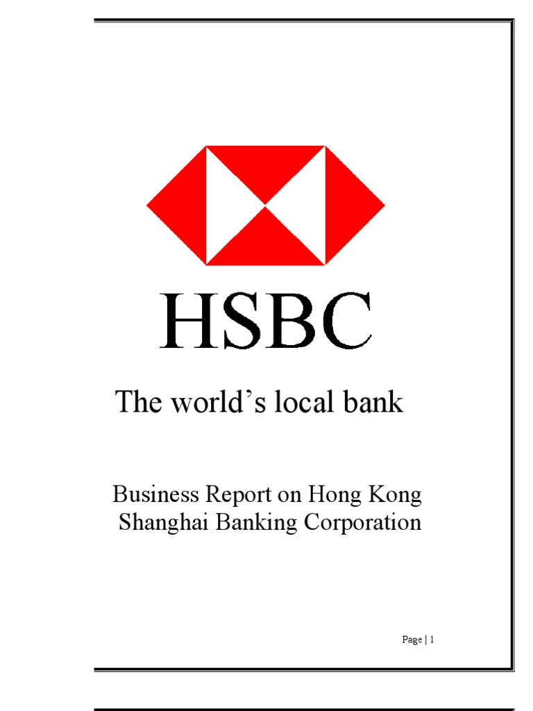 hsbc strategy analysis Free essay: strategic risk management hsbc market risk evaluation table of contents 1 risk management at hsbc & swot analysis at hsbc.