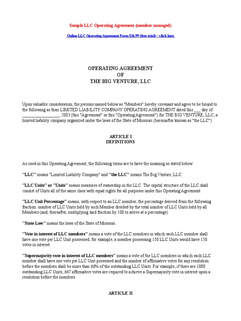 Download Sample Deed Of Agreement For Rehab Docshare Tips