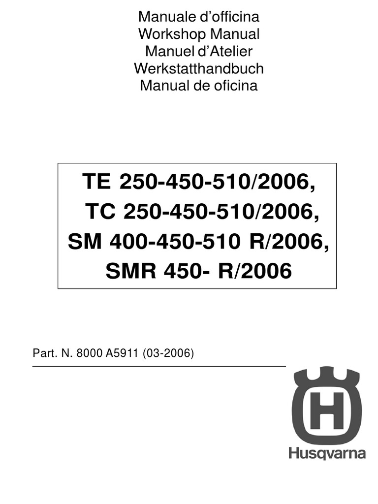 2007 Cr 125 Workshop Manual 2015 Silverado X61a Wiring Diagrams Only Array Download Husqvarna Wr Service 2006 Docshare Tips Rh