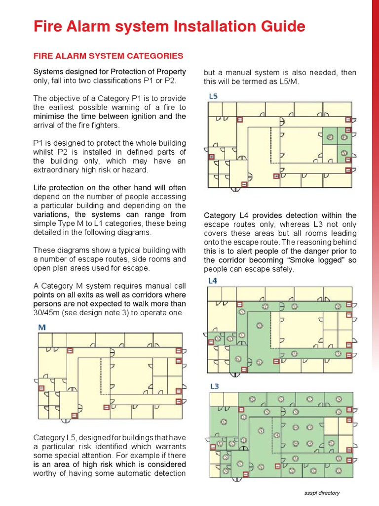Fire Alarm System Installation Guide Wiring Diagram As Well