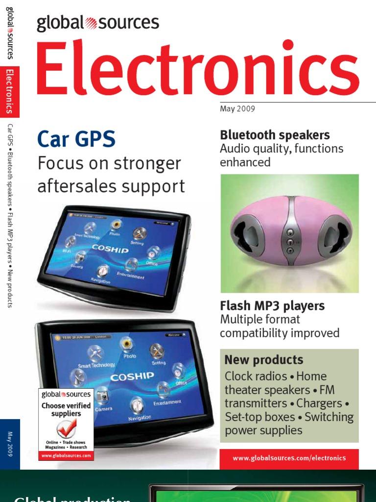 Electronics Magzine - DocShare.tips on