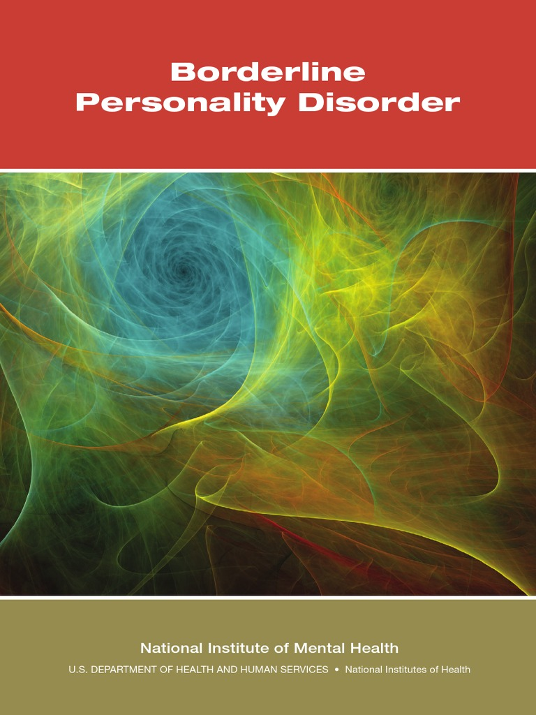 an introduction to the issue of borderline personality disorders