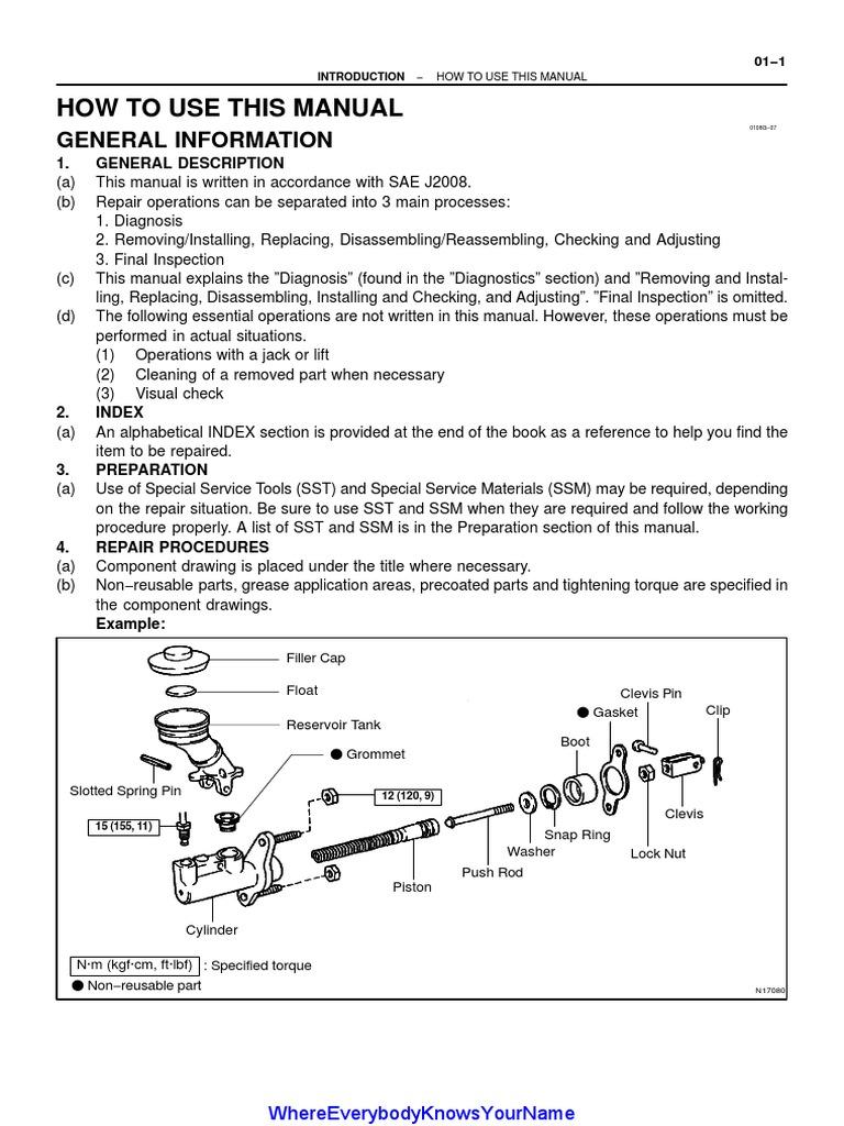 Toyota Highlander Service Manual: Camshaft (RH BANK) (3MZ-FE)