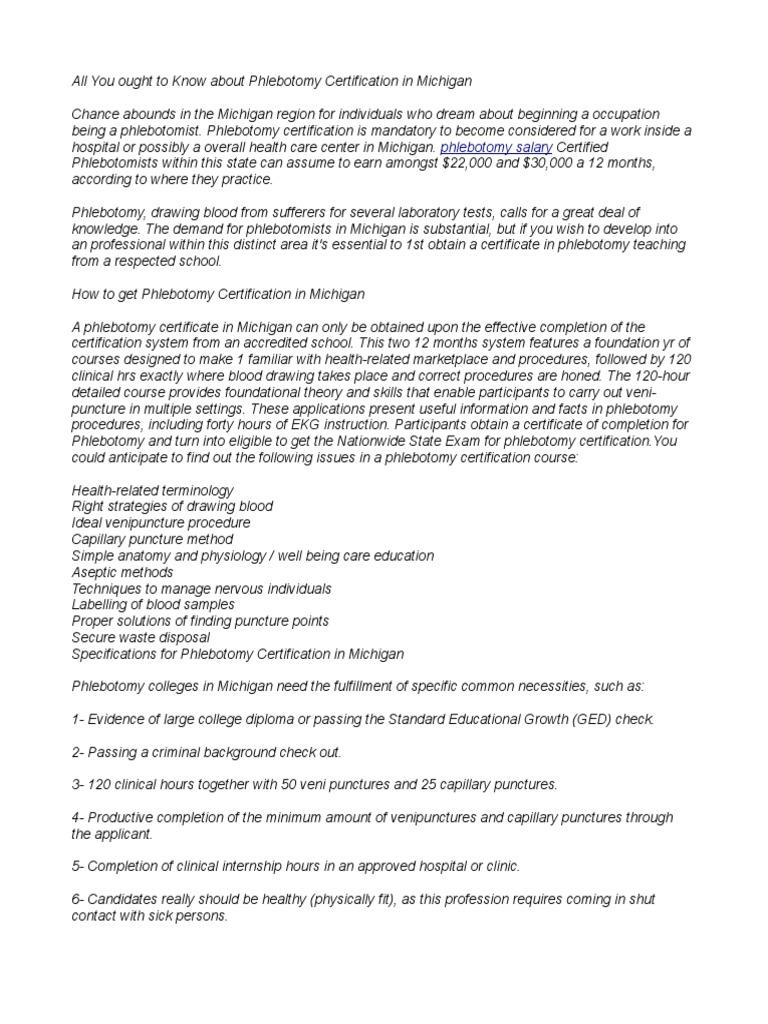Phlebotomy salary 17pdf docshare 1betcityfo Images