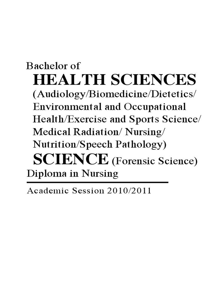 BO Health Sciences Doc