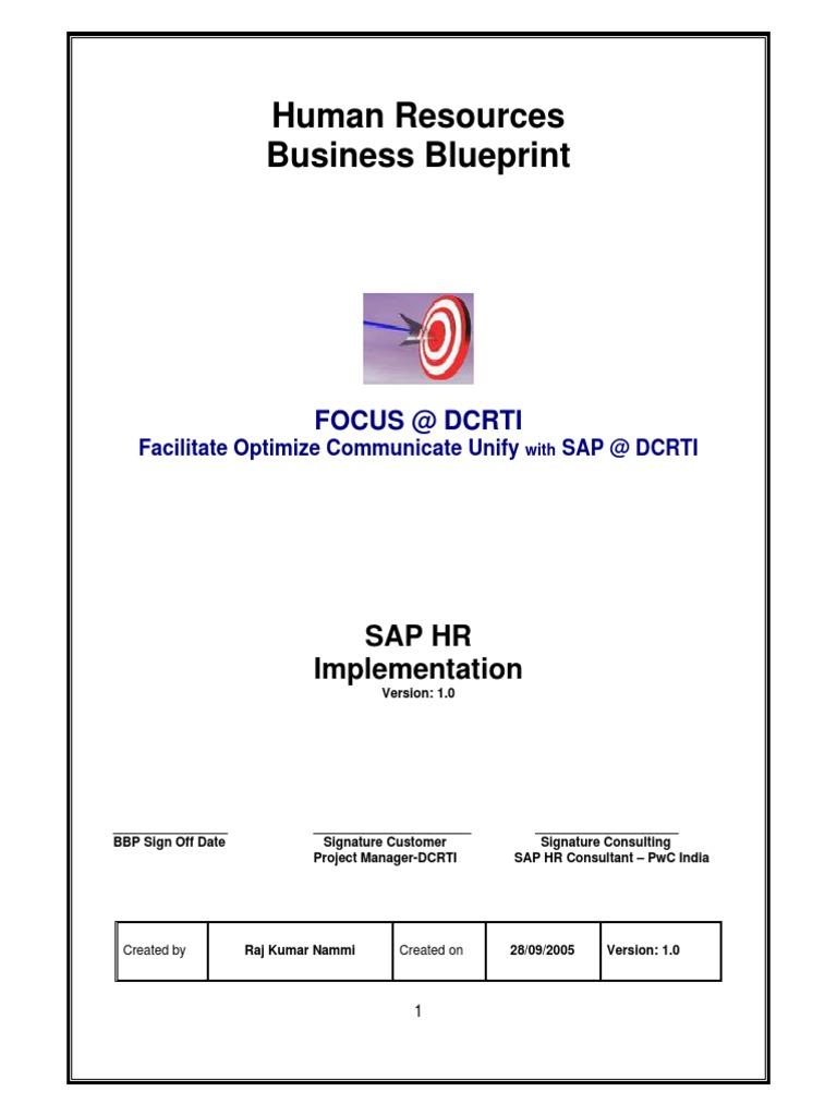 Download sap business one blue print english docshare sap hr business blue print malvernweather Gallery