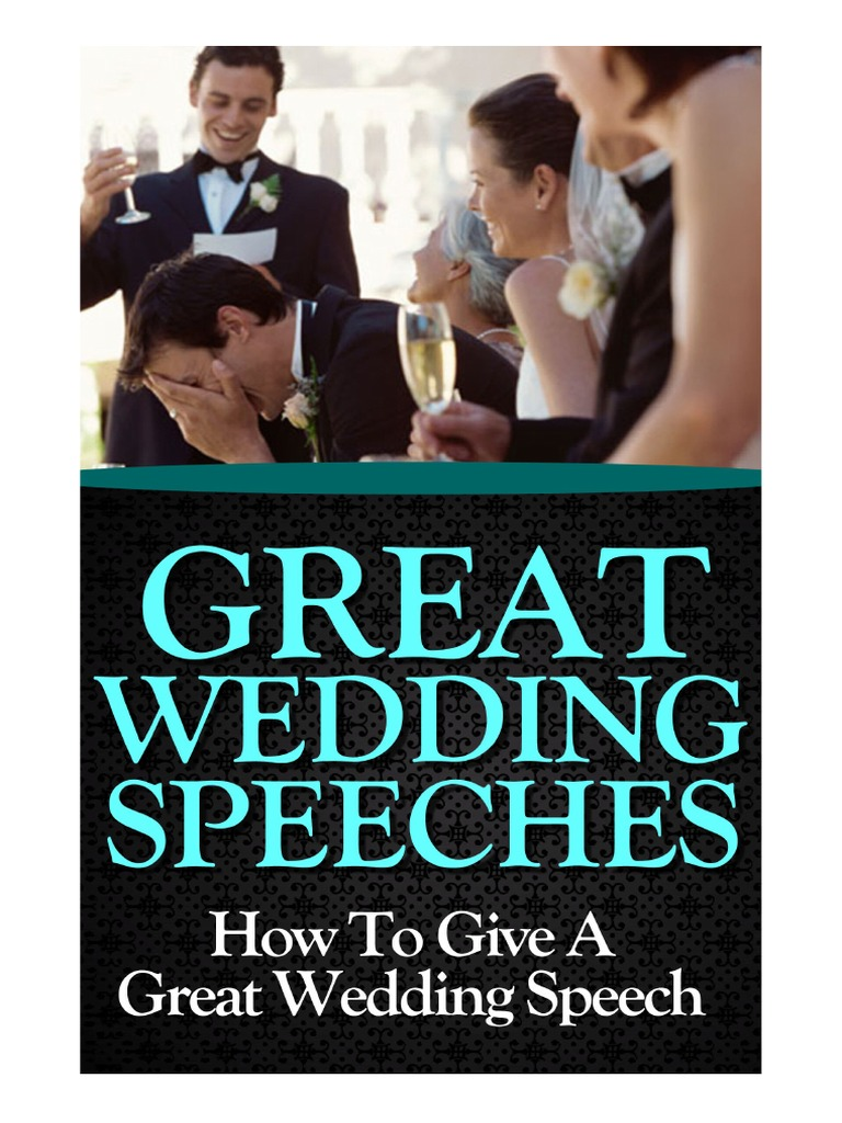 writing a wedding speech best man Tradition dictates that the best man is the master of ceremonies at a wedding reception and kicks off the toasts this is a great point to keep in mind when selecting a best man—in addition to his ability to plan a stellar bachelor party, of course.