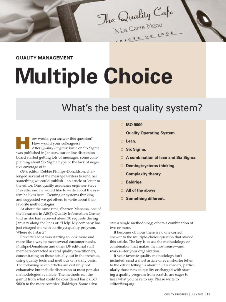 management information system multiple choice question Management information system (mis) in my words, management information system is a digital, or computer based tool, which provides managers of all levels, as well as regular employees, with information crucial to perform their tasks more effectively.