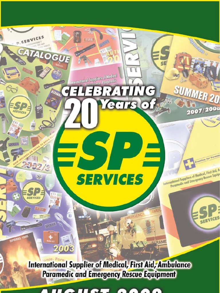 Sp services 2009 first aid catalogue docshare fandeluxe Images