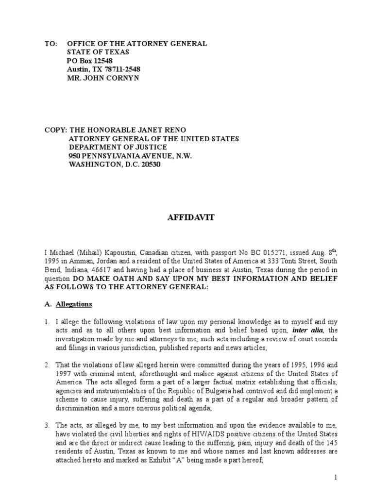 Download Texas Cdl Self Certification Affidavit Cdl 7 Docshare