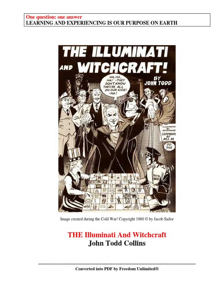 Download John Todd Collins - The Illuminati and Witchcraft