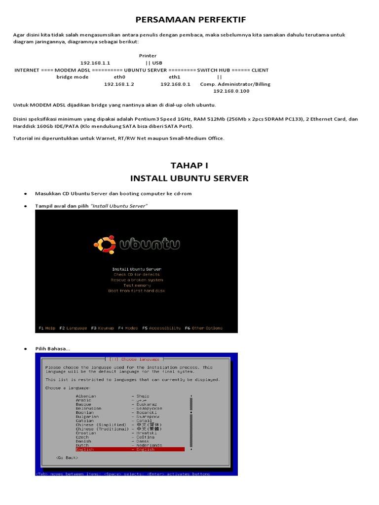 ubuntu download dansk