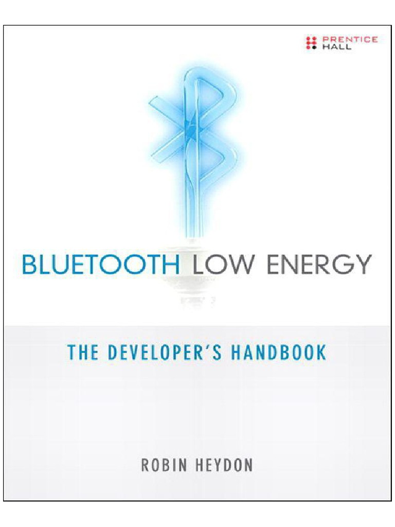 Bluetooth low energy The developer's handbook - DocShare tips