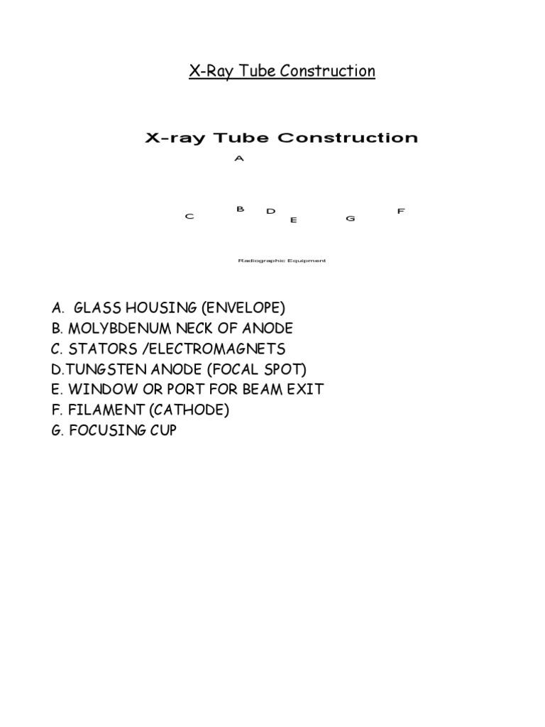 Download Cathode Ray Tube Diagram X
