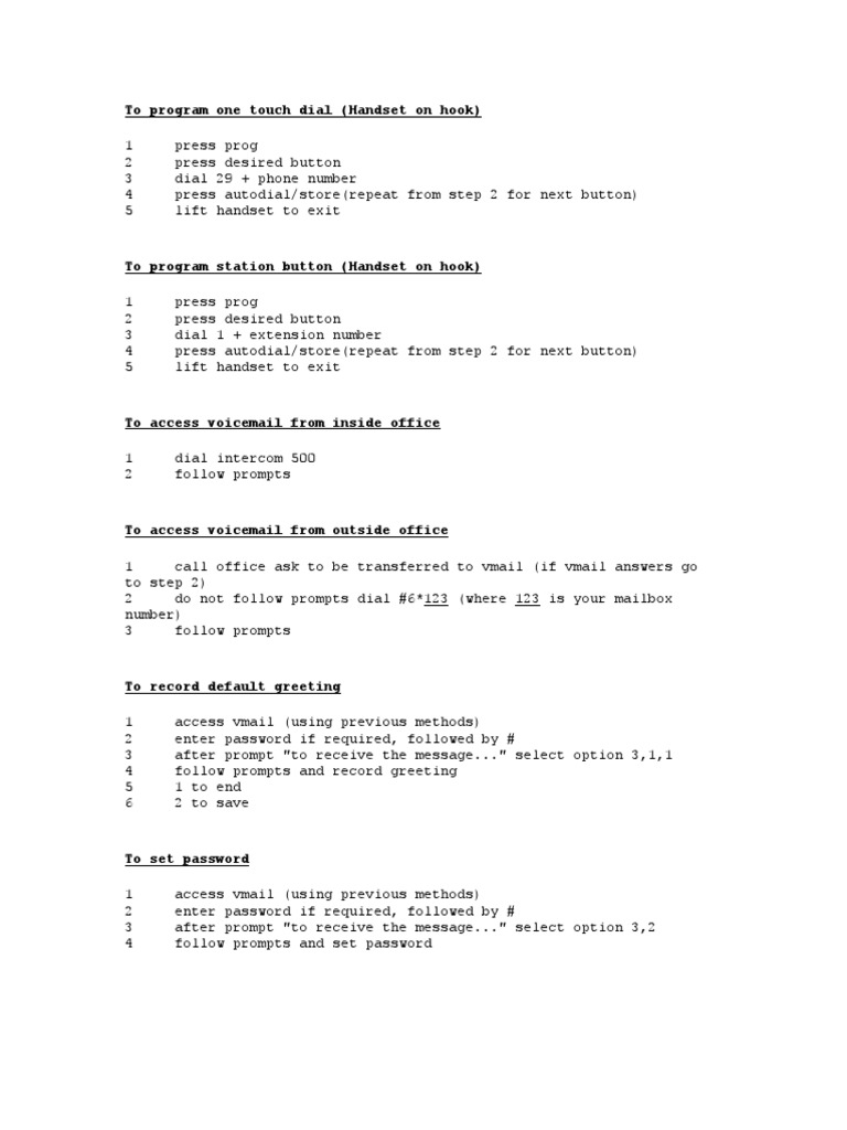 Download Quick Notes Tda - DocShare tips