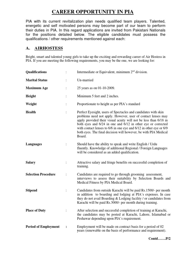 JOB IN PIA FREE DOWNLOAD - DocShare tips