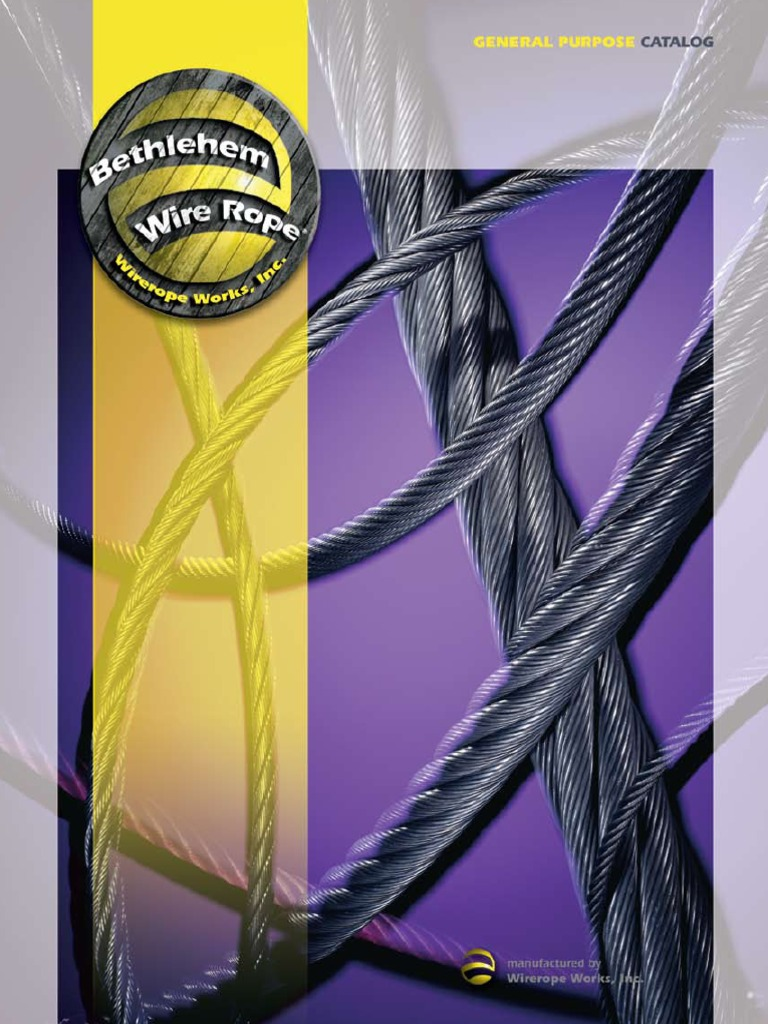 Download Bethlehem Wire Rope - DocShare.tips