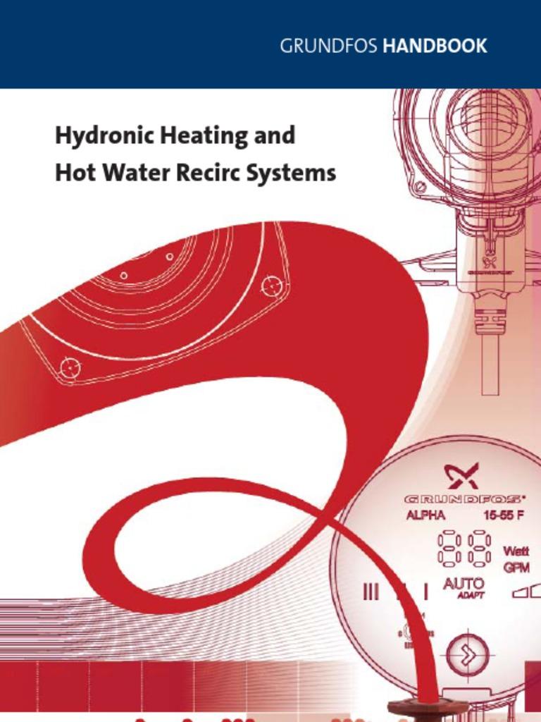 Grundfos Hydronic Handbook 230v Wiring Diagrams