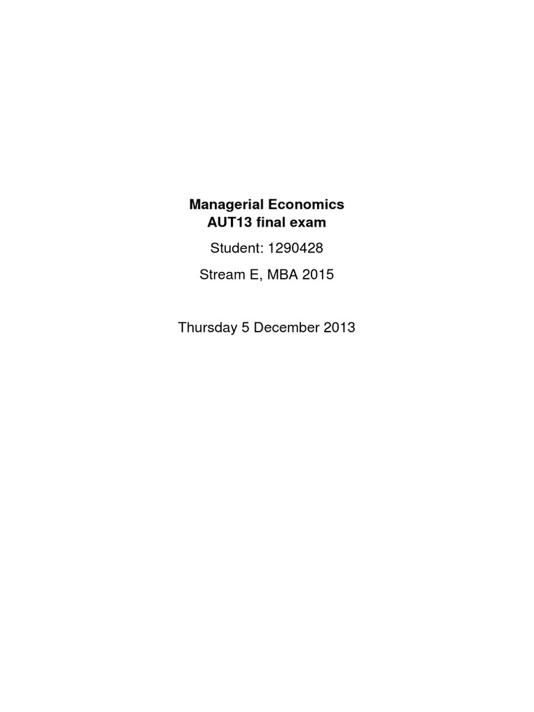 mba 565 final exam Using the target price of $599, determine the price point the company should use for the wholesaler does this price point allow the company to maintain its desired 45 percent mark-up.