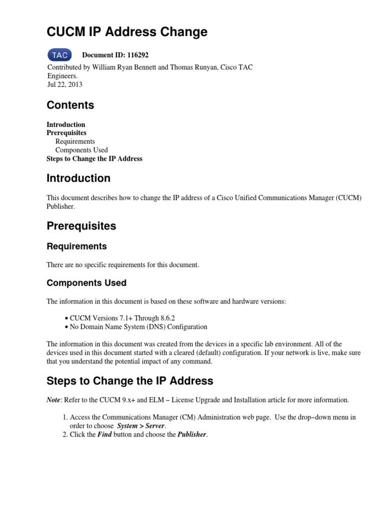 Download Zimbra Change IP Address 1 - DocShare tips