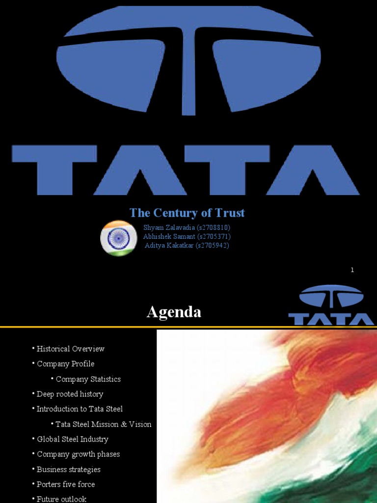 pest analysis of tata steel