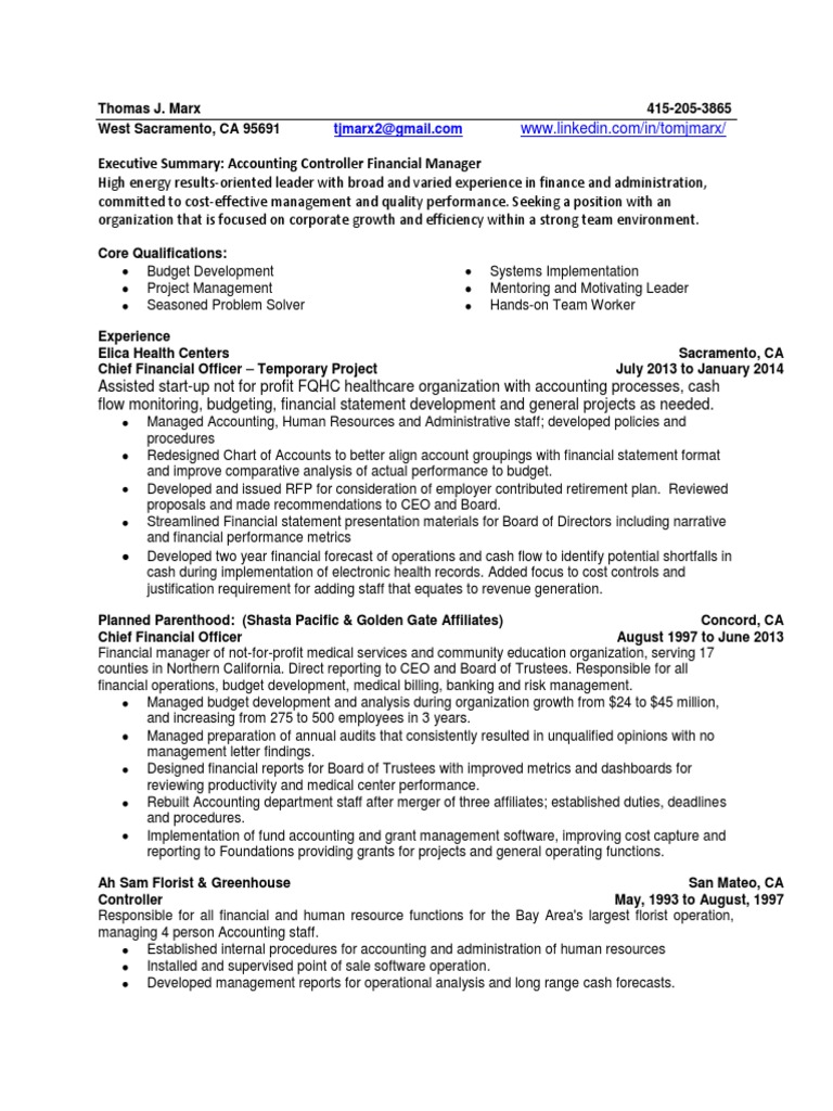 Famous Sacramento Accounting Resume Photo - Administrative Officer ...