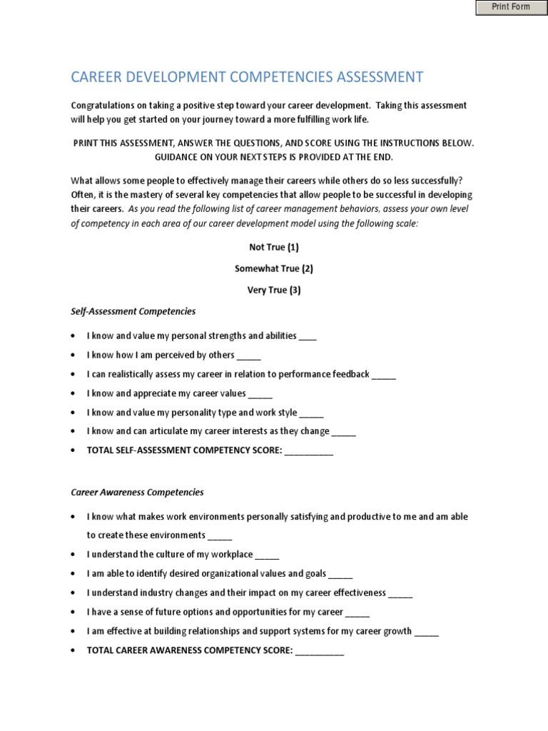 Download Development on Assessment Centre-Lifestyle