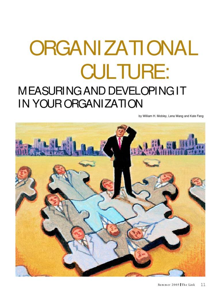 organizational culture in china