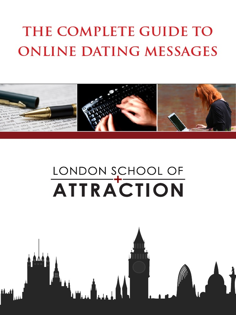 Gentlemans guide to online dating download