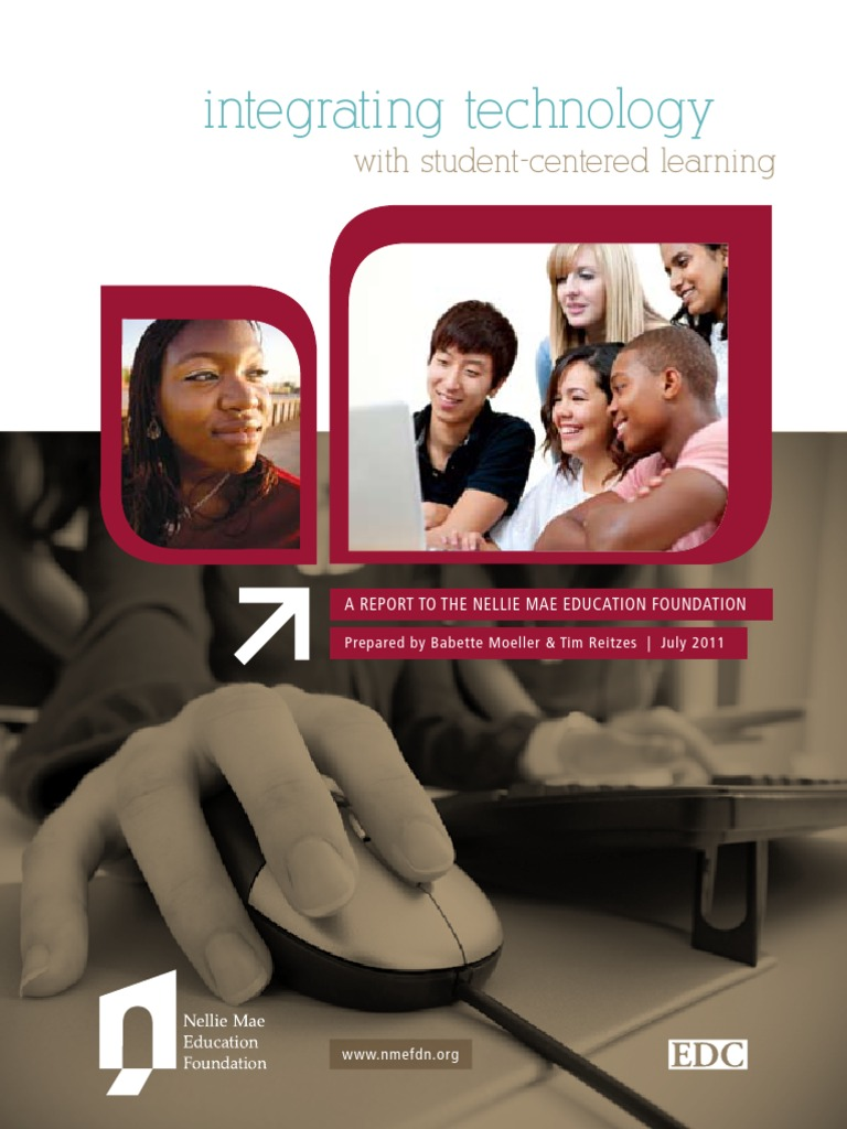 "integrated information technology to student learning There remains limited evidence to show that technology and online learning are impact"" on student learning in a technology in education."