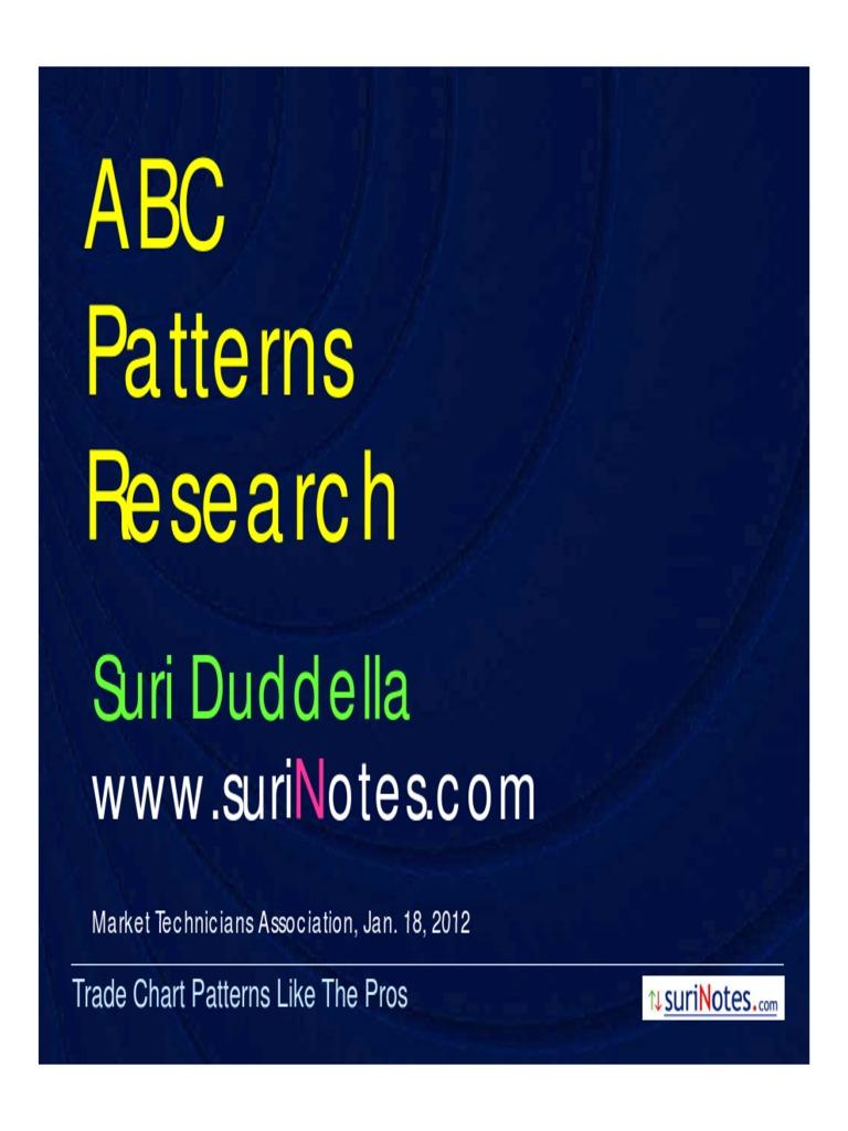 Download Trade Chart Patterns Like The Pros Suri Duddella 2008
