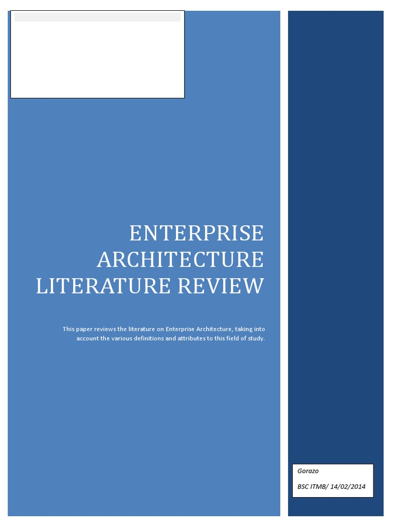 """literature review on it architecture Review"""", nor a comprehensive representation of southern writing on the  international development architecture writing on development takes a huge  variety of."""