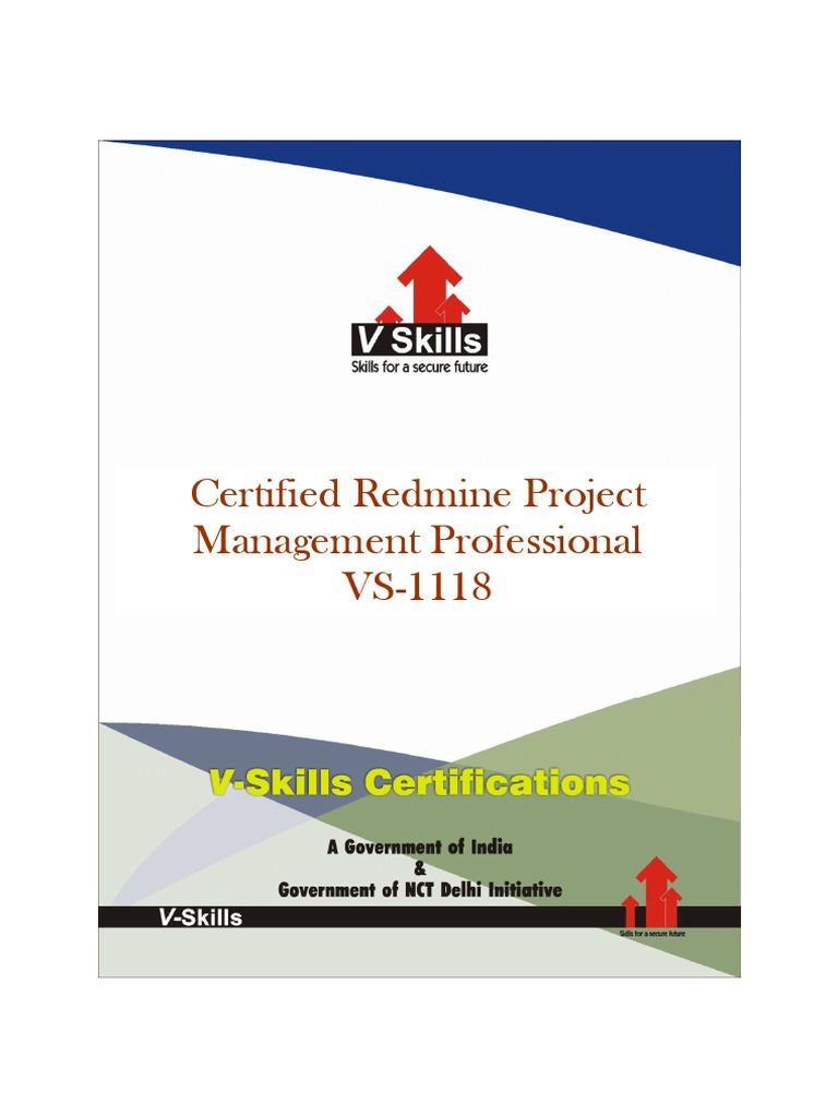 Download Redmine Project Management Certification Docshare