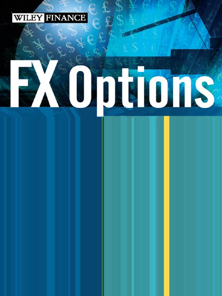 fx options and structured products the wiley finance series
