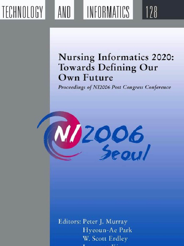 research paper on nursing informatics Nursing informatics has a unique leadership role to  sized team responsible for informatics and nursing engagement  research being generated to support.