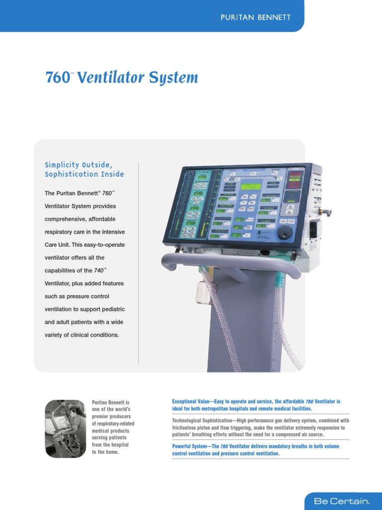 ventiladores puritan bennett 760 brochure docshare tips rh docshare tips