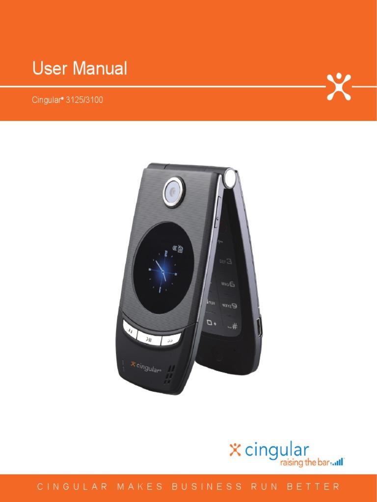 download htc cingular 3100 3125 user manual docshare tips rh docshare tips