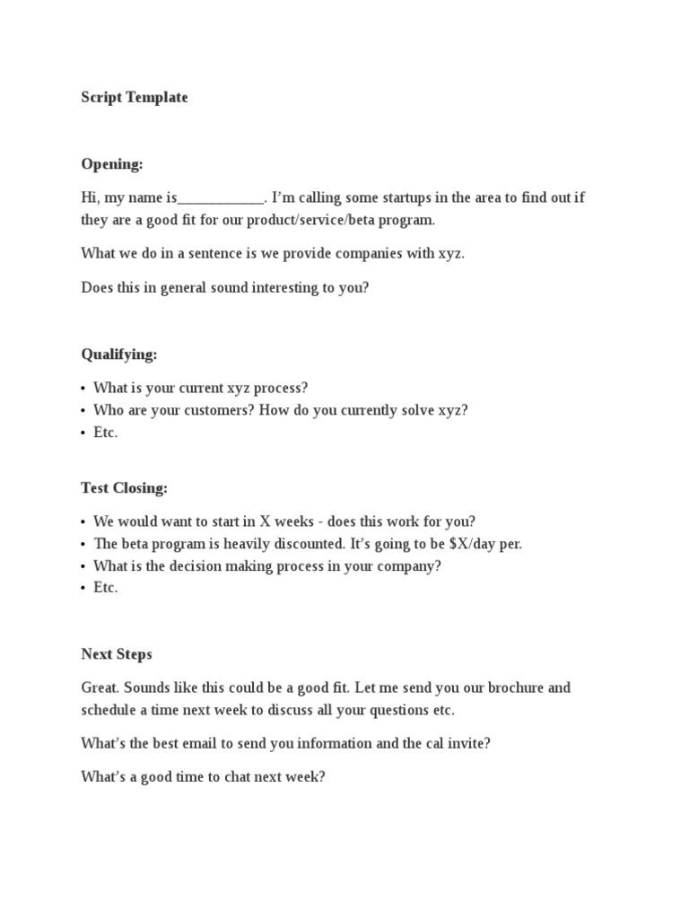 download sales script. Black Bedroom Furniture Sets. Home Design Ideas