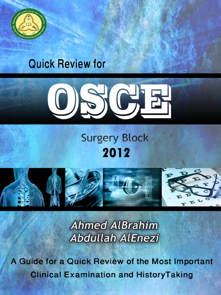 OSCE Surgery Block - DocShare tips