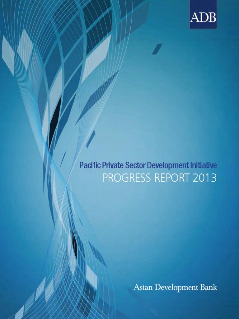 private sector development