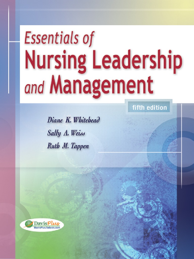 nursing management leadership essay Leadership and nursing management essay - in today's society, leadership is a common yet useful trait used in every aspect of life and how we use this trait depends on our role what defines leadership is when someone has the capability to lead an organization or a group of people.