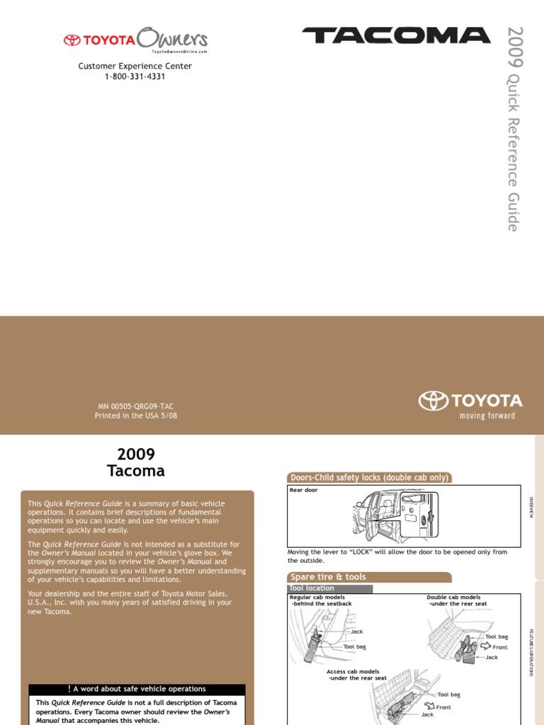 download 2009 dakota owners manual docshare tips rh docshare tips 2009 tacoma service manual 2009 tacoma service manual pdf
